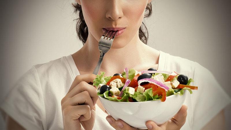Правильное питание здоровых людей